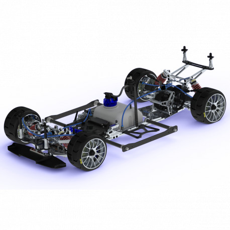 GENIUS XR4 PRO TC Rolling Chassis (2018)