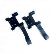 Composite Battery Plate with Velcro Battery Strap ( 2 )